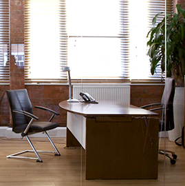 Managerial offices